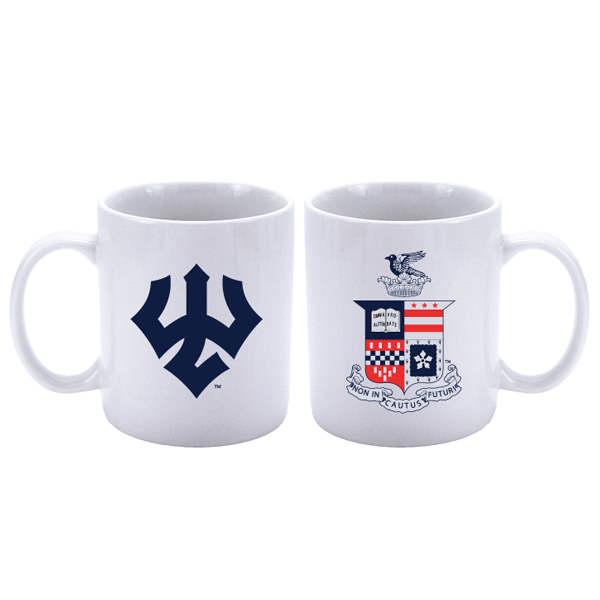 Crest & Trident Mug