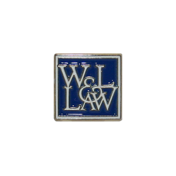 W&L Law Lapel Pin