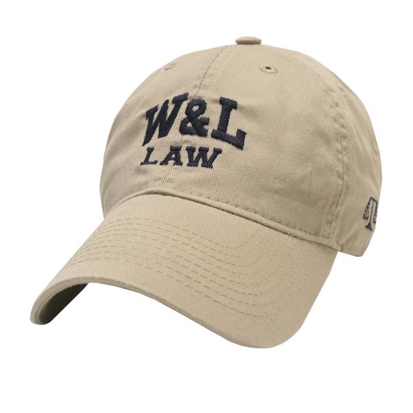 W&L Law Hat, Khaki