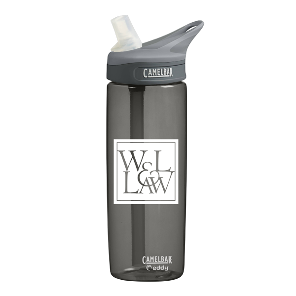 Law Camelbak Bottle, Grey