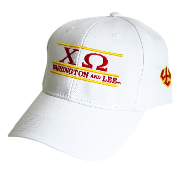 Chi Omega Bar Hat