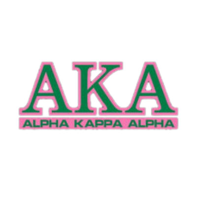 Alpha Kappa Alpha Decal