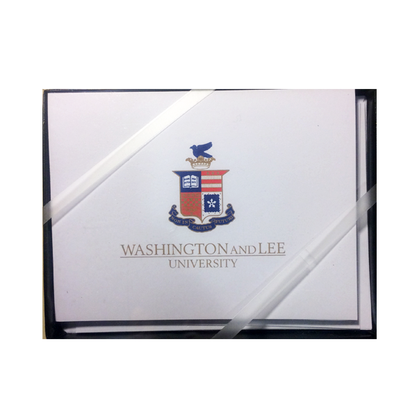 Crest Note Cards