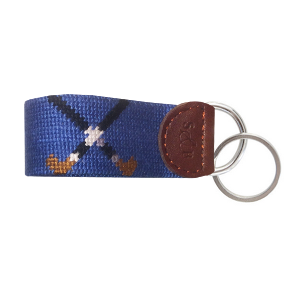 Smathers & Branson Field Hockey Key Fob