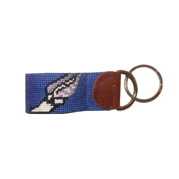 Smathers & Branson Cross Country and Track & Field Key Fob