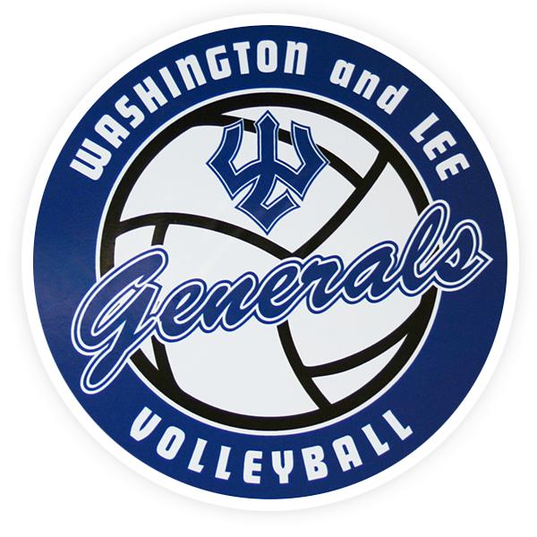 Generals Volleyball Magnet
