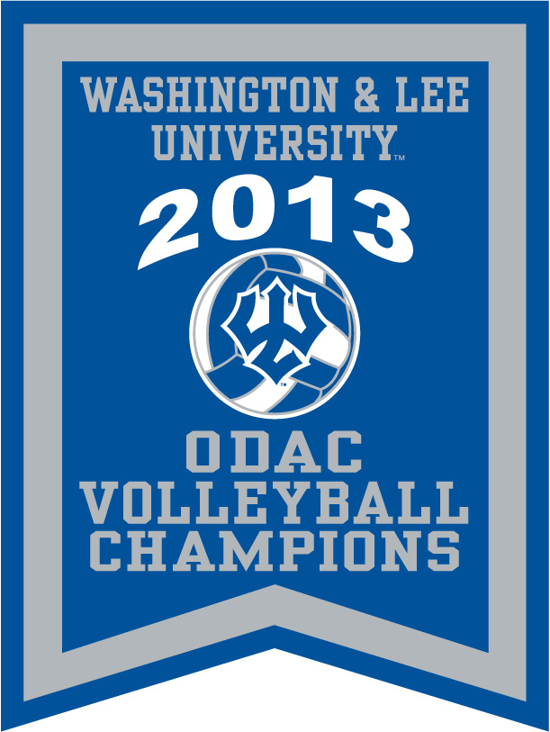 2013 ODAC Volleyball Banner