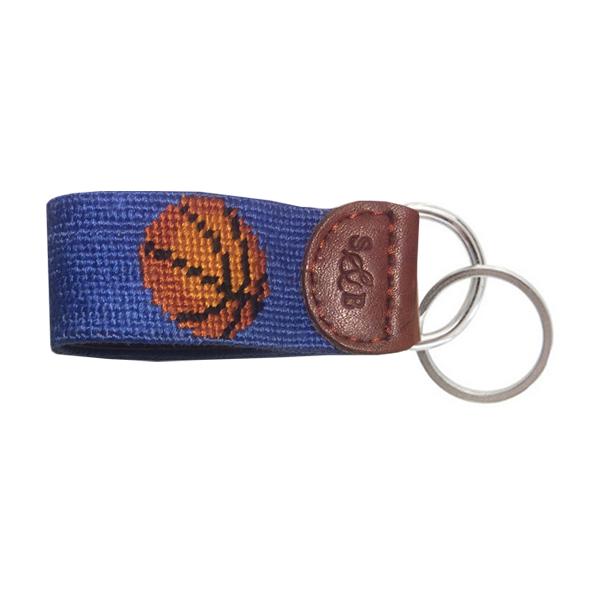 Smathers & Branson Basketball Key Fob