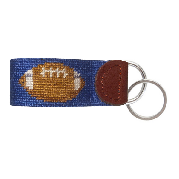 Smathers & Branson Football Key Fob