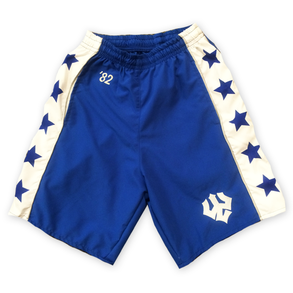 Throwback Lacrosse Shorts, Royal