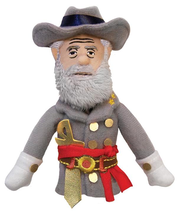 Finger Puppet Robert E. Lee