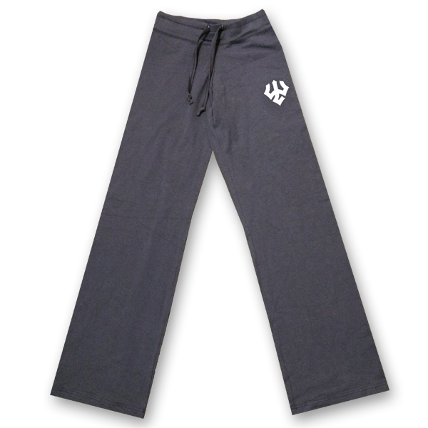 Women's Pilates Pants, Navy