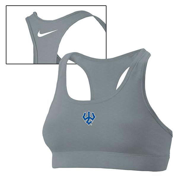 Nike Pro Sports Bra, Carbon Heather