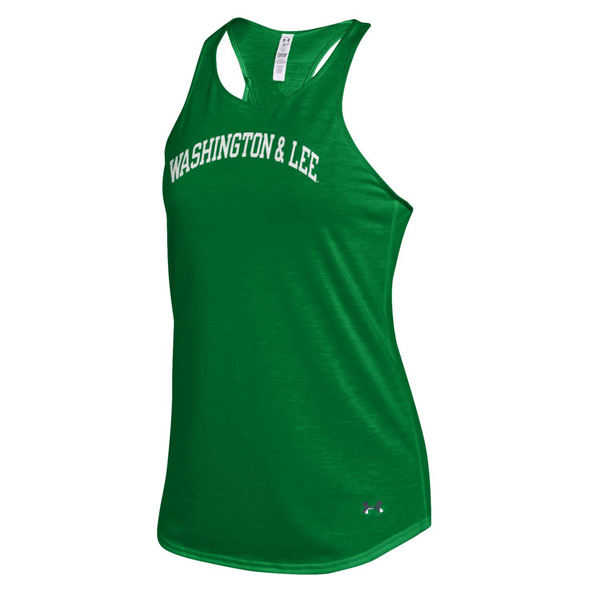 Under Armour Racer Tank, Kelly Green