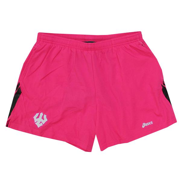 Asics Women's 2-in-1 Shorts, Magenta