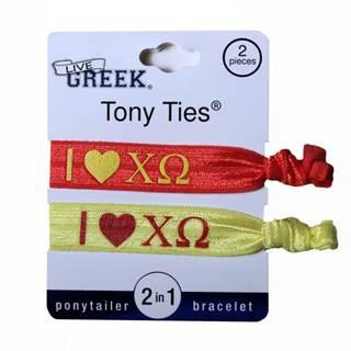 Chi Omega Tony Ties