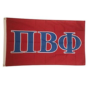 Pi Beta Phi Letter Flag