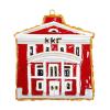Kitty Keller Kappa Kappa Gamma House Ornament thumbnail