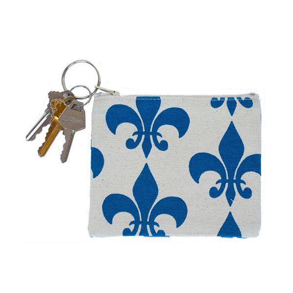 Kappa Kappa Gamma Coin Purse Key Chain