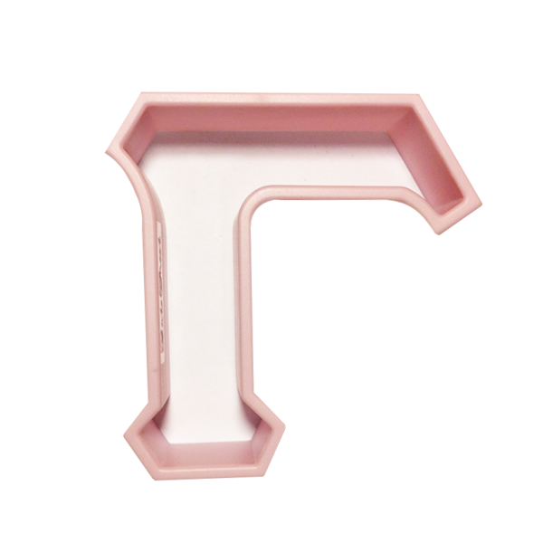 Gamma Letter Cookie Cutter