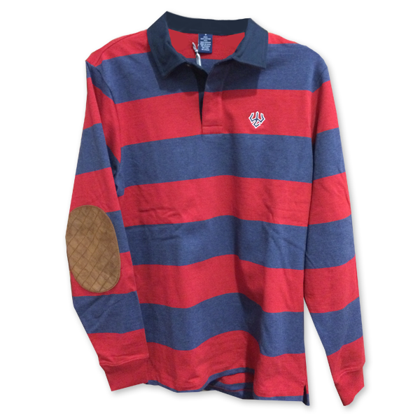 Vineyard Vines Rugby Striped Polo