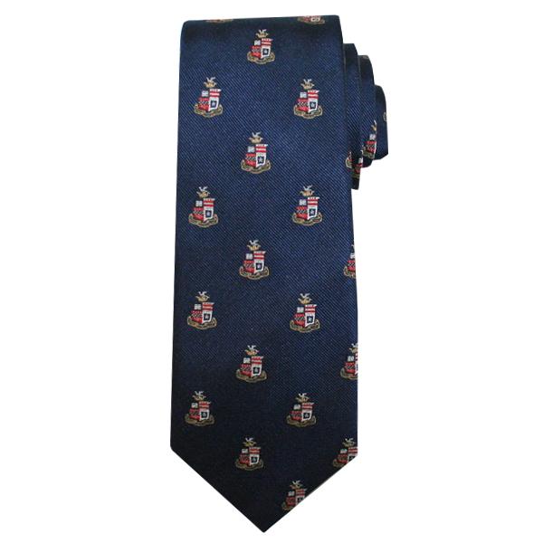 Full Color Crest Tie