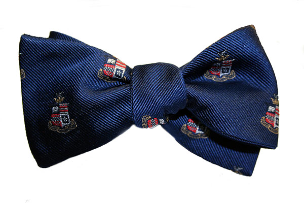 Colony Full Color Crest Bow Tie