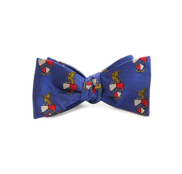 Dogwood Black Beta Theta Pi Bow Tie