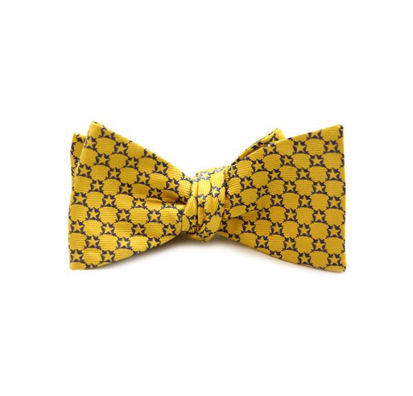 Dogwood Black Pi Kappa Phi Bow Tie