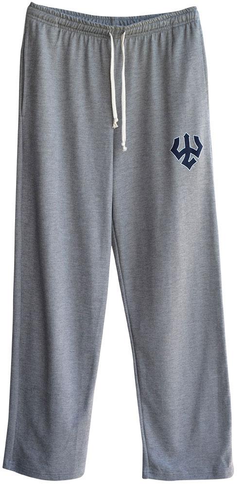 Silver Scuba Pants