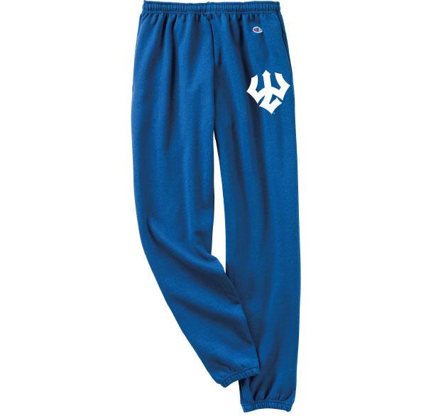 Champion Trident Sweatpants, Royal