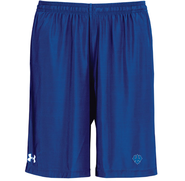 Under Armour Raid Shorts, Black or Royal