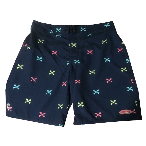 Vineyard Vines Fishbone Swim Trunks