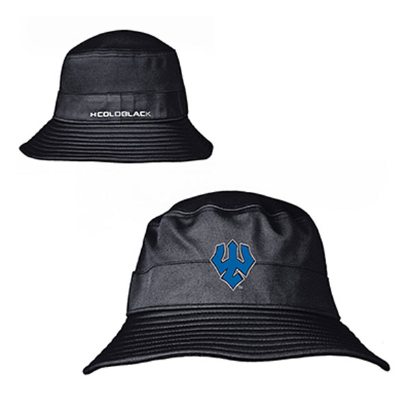 Under Armour Fitted Shadow Bucket Hat, Black