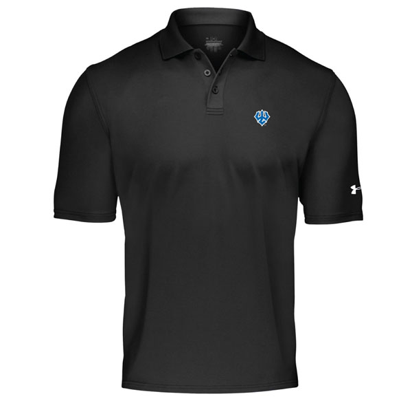 Under Armour Performance Polo, Black