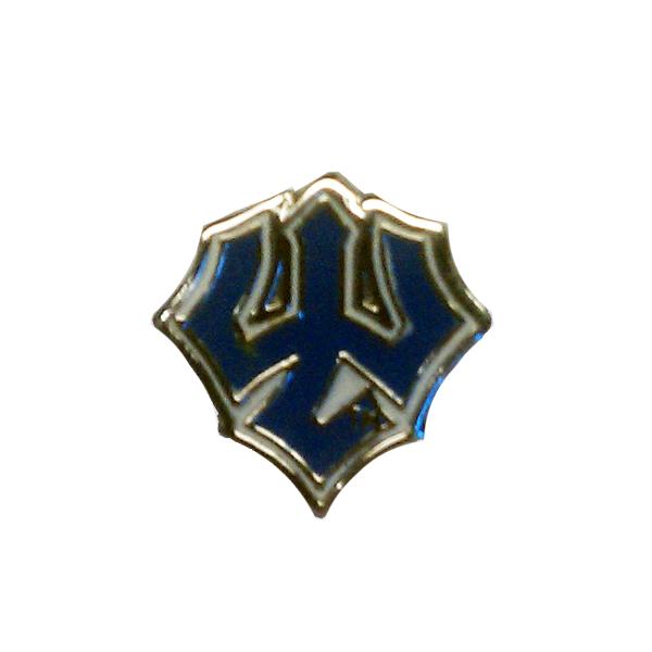 Trident Lapel Pin