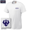 Jansport Big Back Trident Tee, White or Oxford thumbnail
