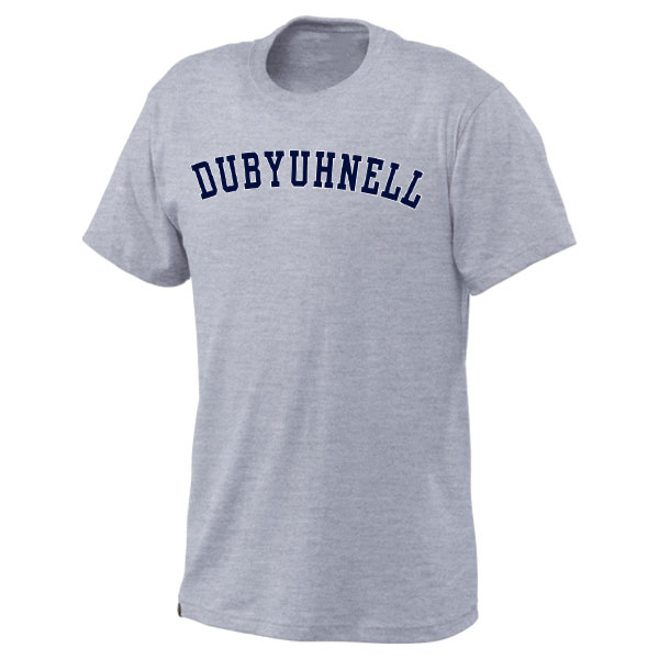"Blue 84 ""Dubyuhnell"" Tee"