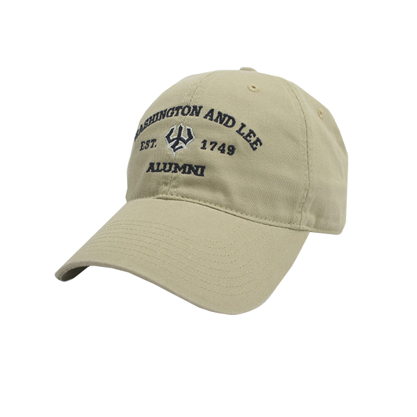 Legacy Alumni Hat, Khaki