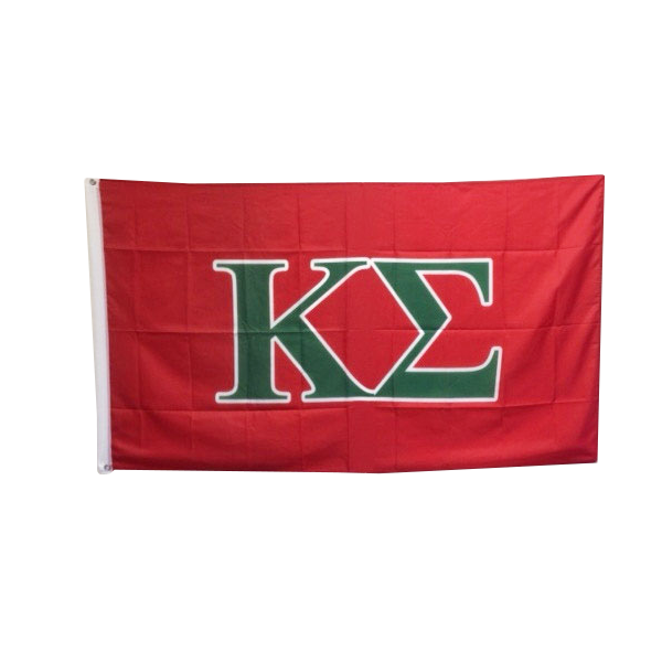 Kappa Sigma Letter Flag