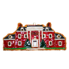 Kitty Keller Lambda Chi Alpha House Ornament thumbnail