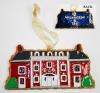 Kitty Keller Phi Delta Theta House Ornament thumbnail