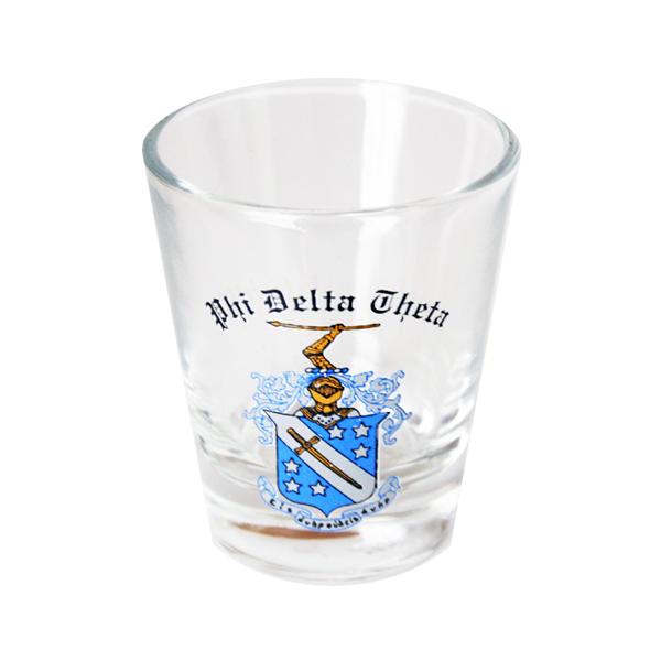 Phi Delta Theta Shot Glass