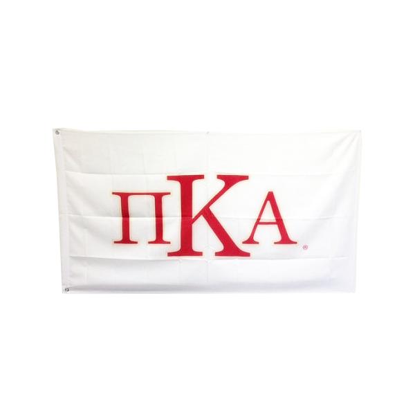 Pi Kappa Alpha Letter Flag