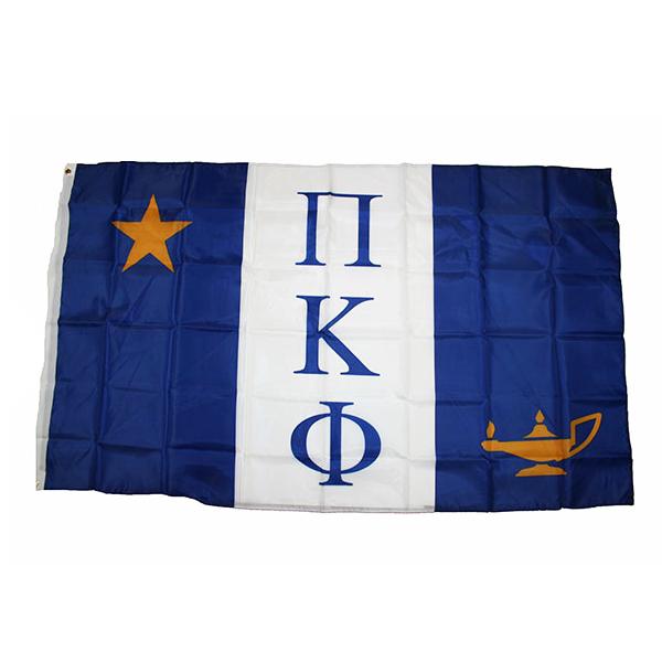 Pi Kappa Phi Letter Flag