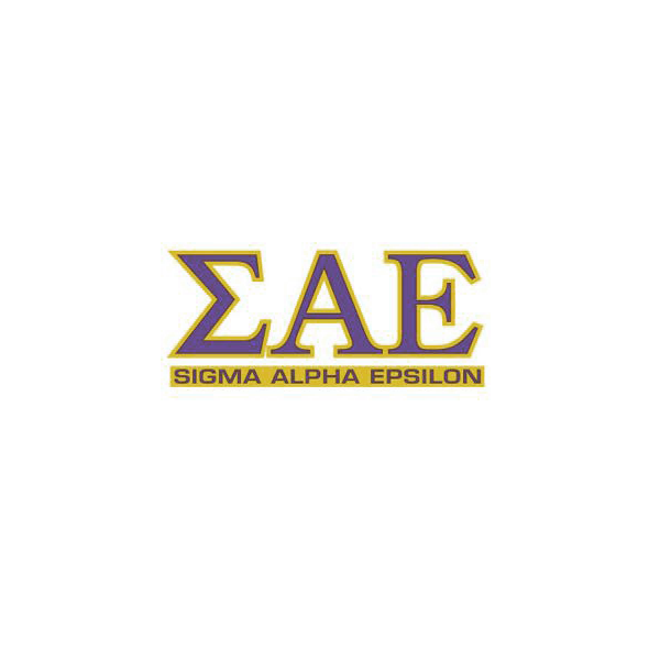 Sigma Alpha Epsilon Decal