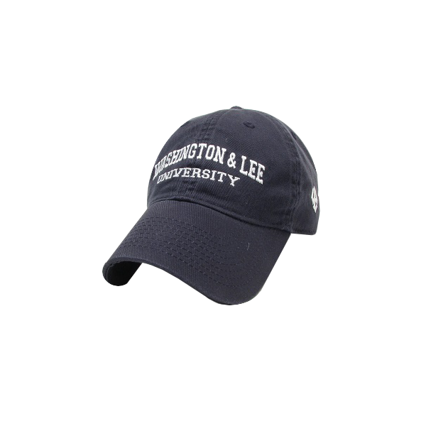 Legacy Basic Arch and Side Trident Hat, Navy