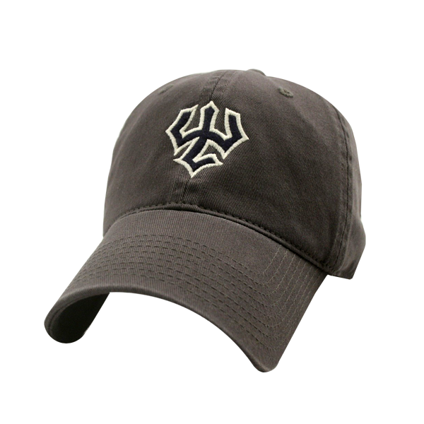Legacy Felt Trident Hat, Dark Grey