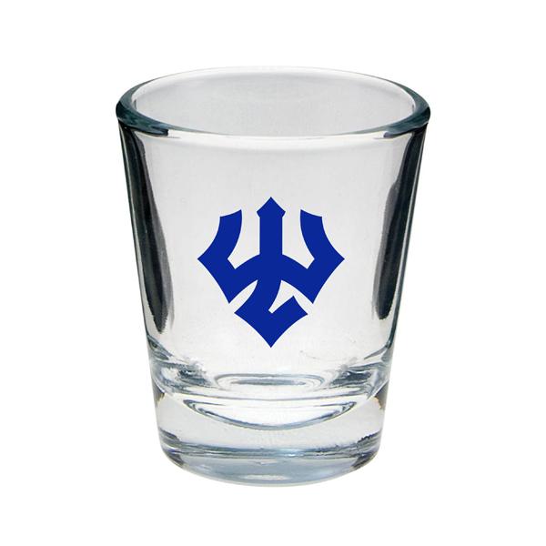 Classic Trident Shot Glass