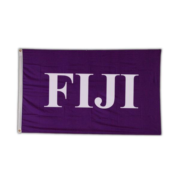 FIJI Letter Flag